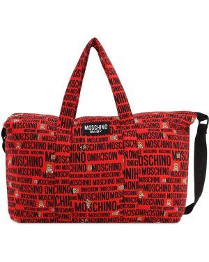 Plecak nylon Moschino