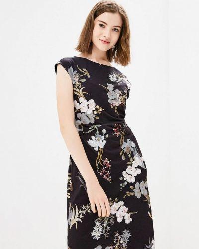 Платье прямое осеннее Wallis