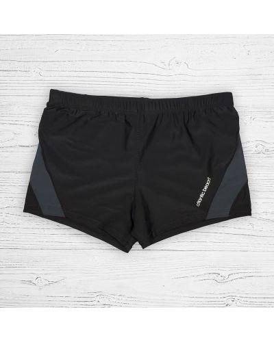 Трусы-шортики - черные Atlantic Beach