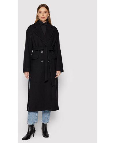 Płaszcz - czarny Pinko