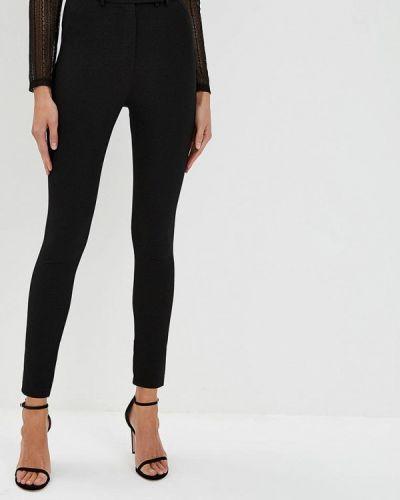 Черные зауженные брюки Patrizia Pepe
