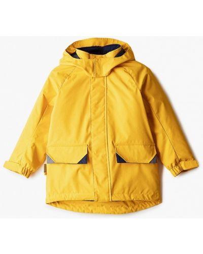 Утепленная желтая куртка Kerry