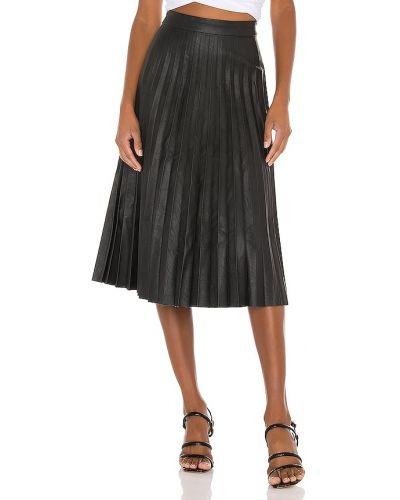 Плиссированная юбка - черная Cupcakes And Cashmere