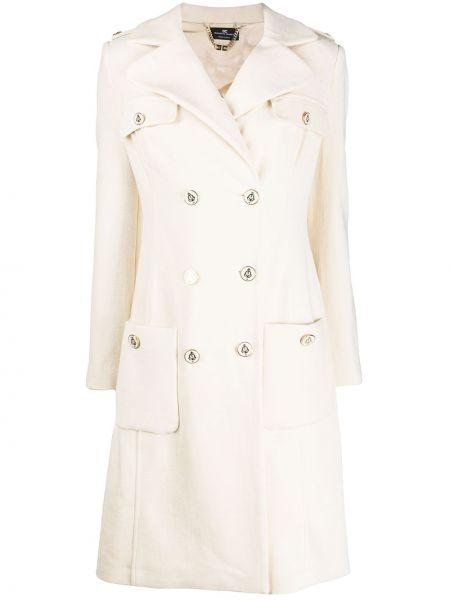Пальто милитари пальто Elisabetta Franchi