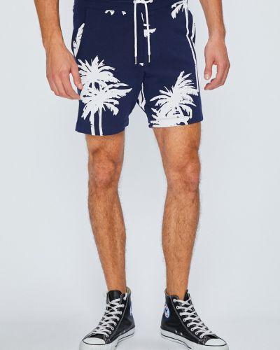Спортивные шорты свободные на резинке Tom Tailor Denim