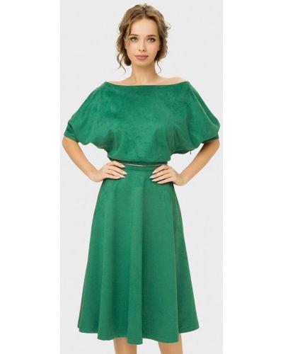Платье - зеленое Anushka By Anna Pavlova