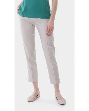 Классические брюки серые весенний Vladi Collection