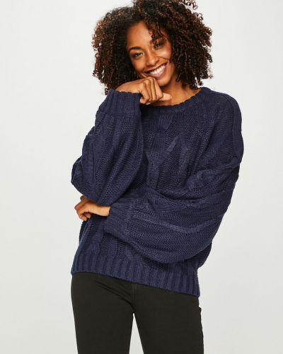 Вязаный свитер с узором трикотажный Answear