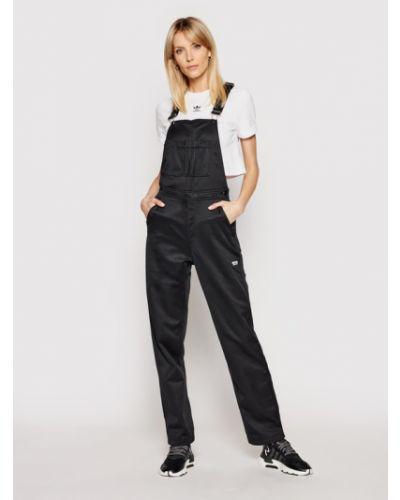 Kombinezon - czarny Adidas