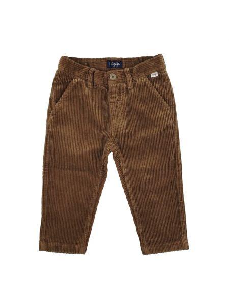 Brązowe spodnie Il Gufo