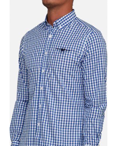 Рубашка с длинным рукавом - белая Harvey Miller