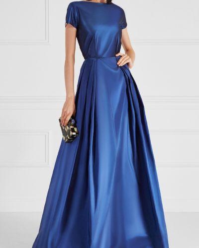 Вечернее платье длинное - синее Alexander Terekhov