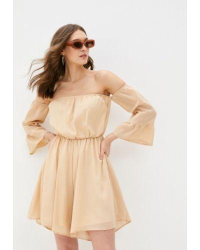 Розовое платье Pink Summer
