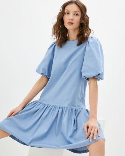 Прямое платье А-силуэта Blauz