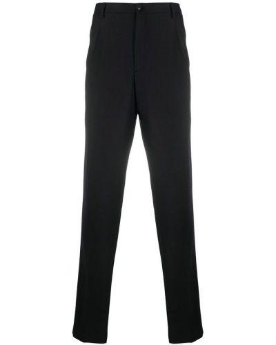 Czarne spodnie Giorgio Armani