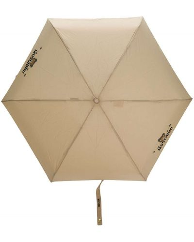 Parasol - beżowy Moschino