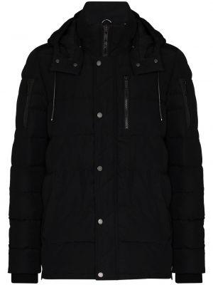 Нейлоновая куртка - черная Moose Knuckles