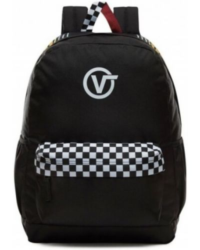 Czarny plecak sportowy Vans