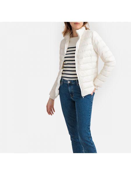 Утепленная куртка стеганая на молнии La Redoute Collections