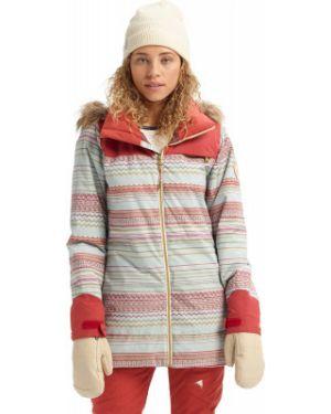 Зимняя куртка с капюшоном утепленная Burton