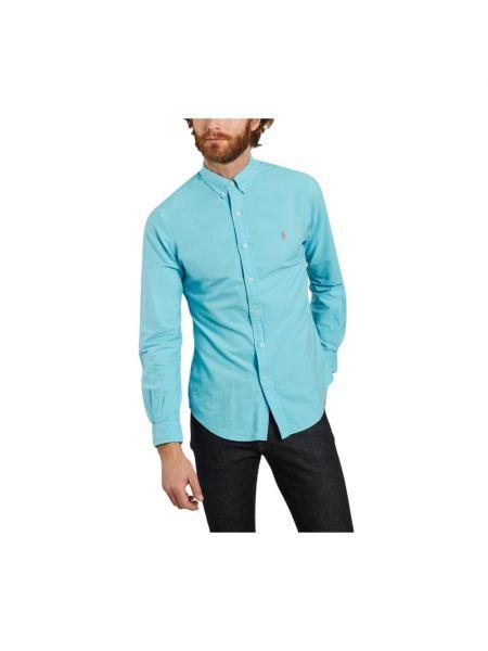 Klasyczna koszula oxford z długimi rękawami Polo Ralph Lauren