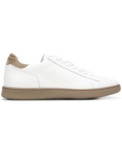Кожаные кроссовки Rov