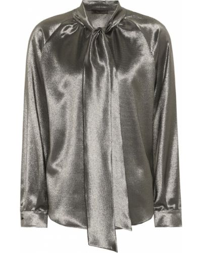 Блузка батник шелковая Max Mara