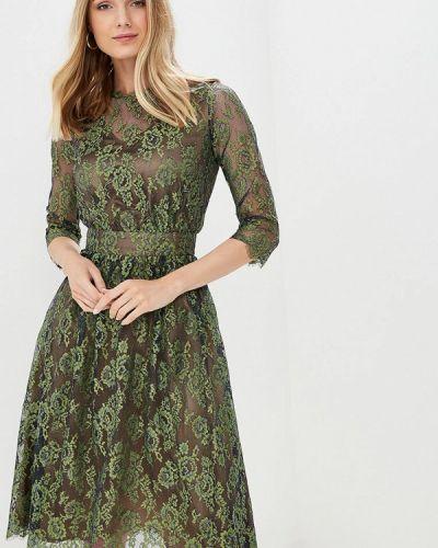 Платье - зеленое Akhmadullina Dreams