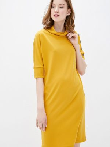 Платье прямое весеннее Sezoni