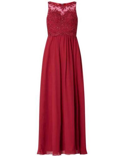 Sukienka wieczorowa rozkloszowana tiulowa Laona