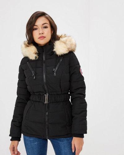 Утепленная куртка осенняя демисезонная Paragoose