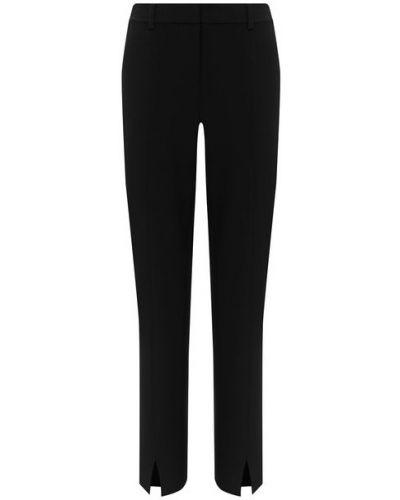 Прямые черные брюки St. John
