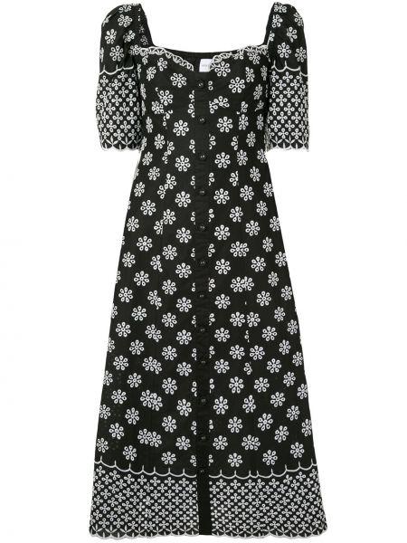 Платье мини миди с вышивкой Alice Mccall
