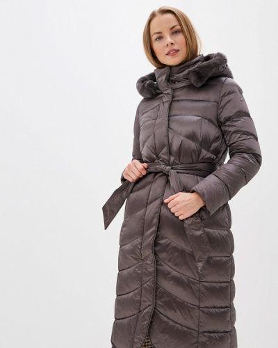 Зимняя куртка осенняя коричневая Conso Wear