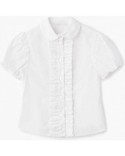 Белая блуза 2018 смена