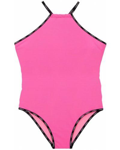 Różowy stroj kąpielowy jednoczęściowy La Perla