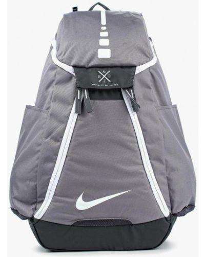 Серый рюкзак спортивный Nike