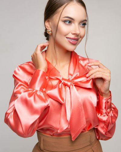 Шелковая блузка Петербургский Швейный Дом