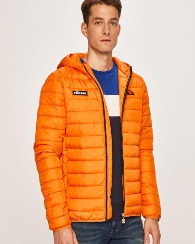 Стеганая куртка утепленная с капюшоном Ellesse