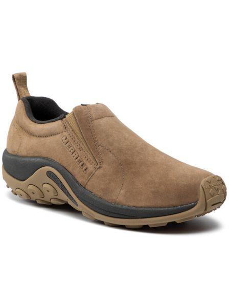 Brązowe sneakersy Merrell