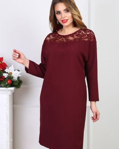 Платье миди платье-сарафан из вискозы Ellcora