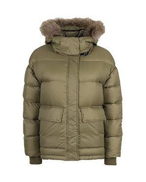 Куртка зеленая Twinset