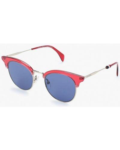 Солнцезащитные очки кошачий глаз 2019 Tommy Hilfiger