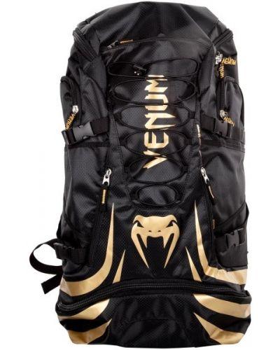Рюкзак спортивный черный с отделениями Venum