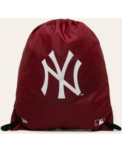 Plecak z wzorem New Era