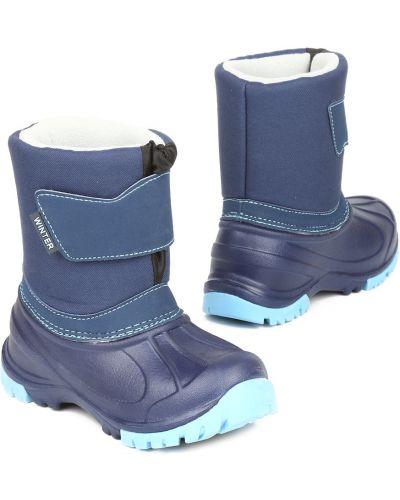 Сноубутсы синие Twins