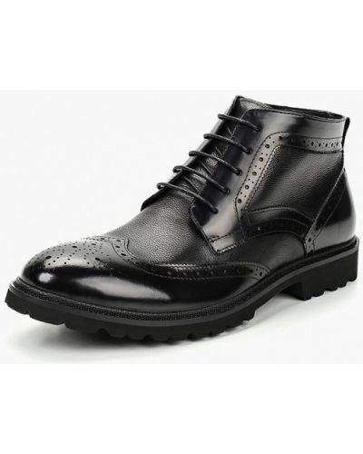 Ботинки осенние кожаные демисезонный Valor Wolf