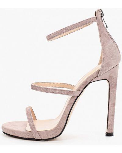 Босоножки - бежевые Diora.rim