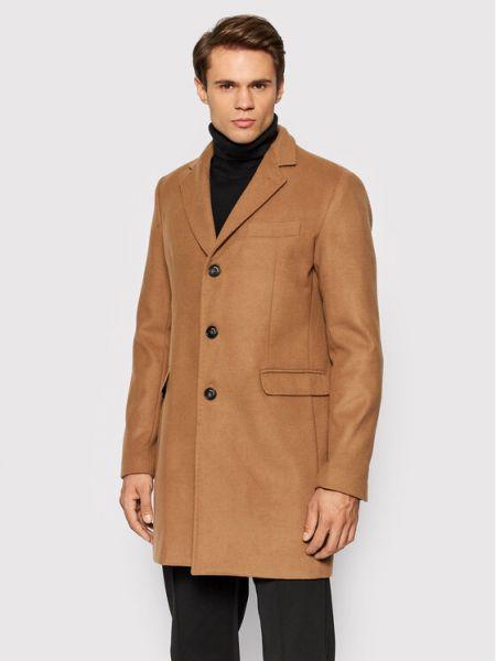 Płaszcz - brązowy Imperial