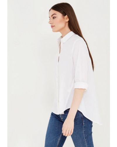 Рубашка с длинным рукавом белая Levall